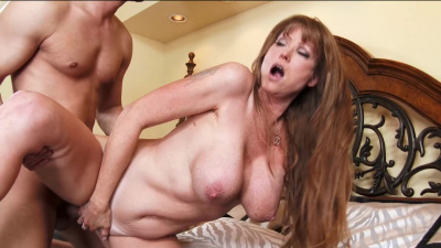 Darla Crane wants to see how many roles or rather holes male nanny can fill