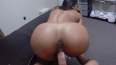 Abby Lee Brazil and Van Wylde have passion hard sex in office