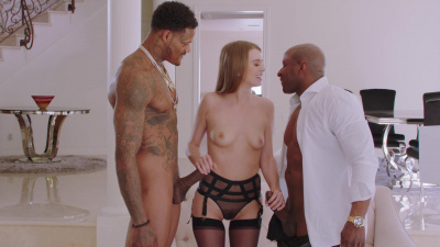 Jill Kassidy ravaged by two bbc